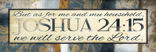 Serve The Lord-Jace Grey-Art Print