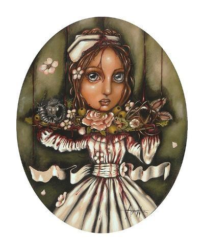 Servitude-Angelina Wrona-Art Print