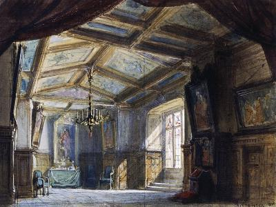 Set Design by Philippe Chaperon--Giclee Print