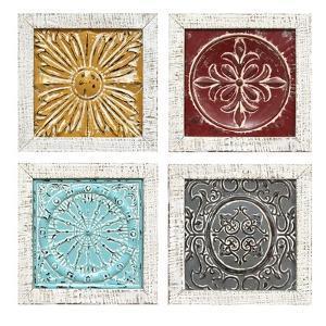 Set of 4 Accent Tile