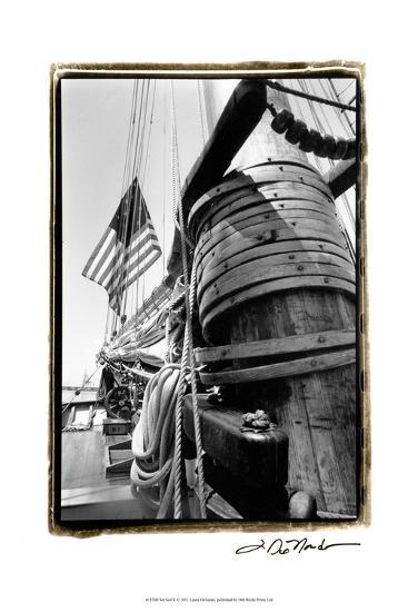 Set Sail V-Laura Denardo-Art Print