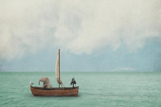 Set Sail-Greg Noblin-Premium Giclee Print