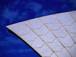 Detail of Sydney Opera House, Sydney, Australia by Setchfield Neil