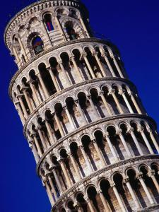 Leaning Tower of Pisa, Pisa, Italy by Setchfield Neil