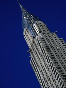 Top of Chrysler Building, New York City, USA by Setchfield Neil