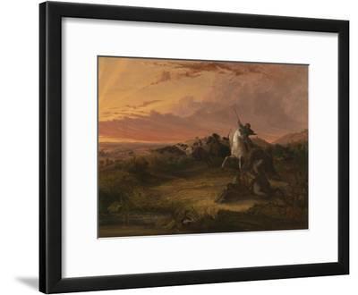 Buffalo Hunt, C.1848