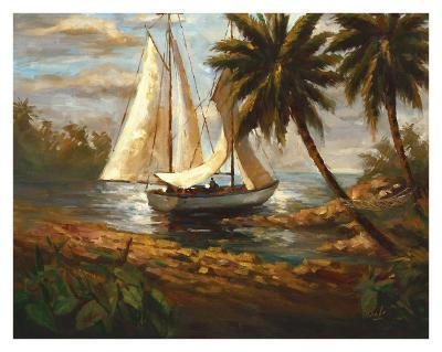 Setting Sail I-Enrique Bolo-Art Print