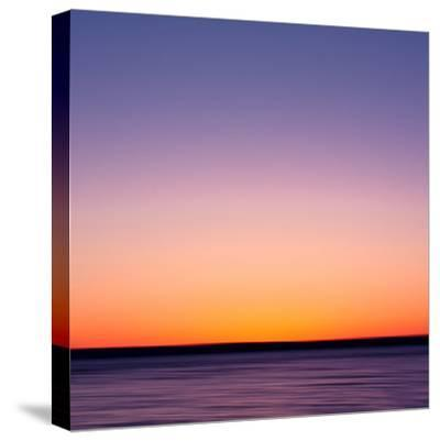 Setting Softly-John A Gessner Photography-Stretched Canvas Print