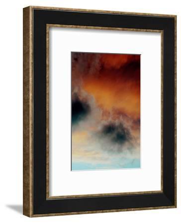 Setting sun-Angela Marsh-Framed Photographic Print