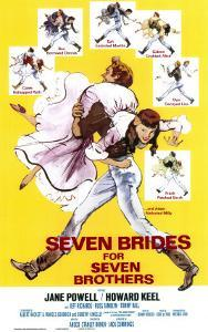 Seven Brides for Seven Brothers, 1954