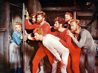 Seven Brides For Seven Brothers, 1954--Photo