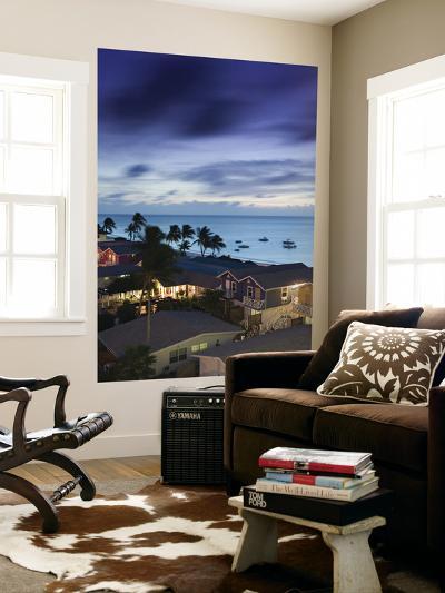 Seven Mile Beach, Grand Cayman, Cayman Islands, Caribbean-Walter Bibikow-Giant Art Print