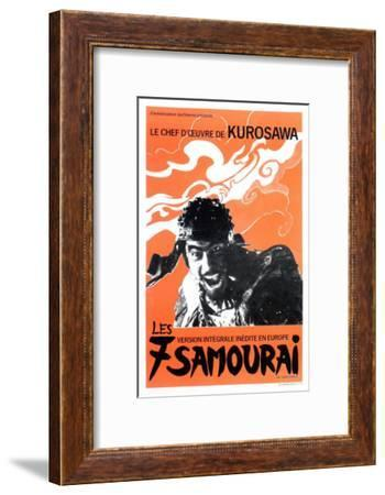 Seven Samurai 9  Poster Greatest Movies Classic /& Vintage Films