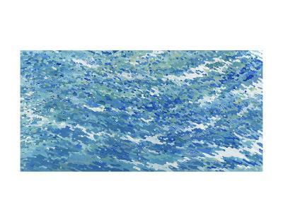 Seven Seas-Margaret Juul-Art Print