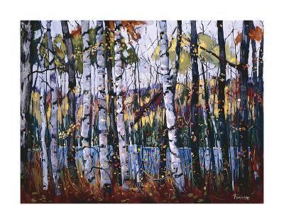 Seven Viels-Graham Forsythe-Giclee Print