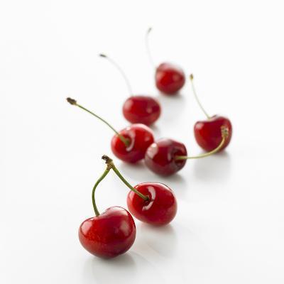 Several Cherries-Klaus Arras-Photographic Print