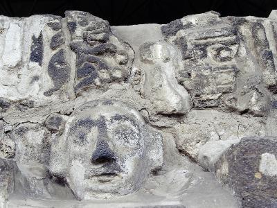 Severed Heads--Giclee Print
