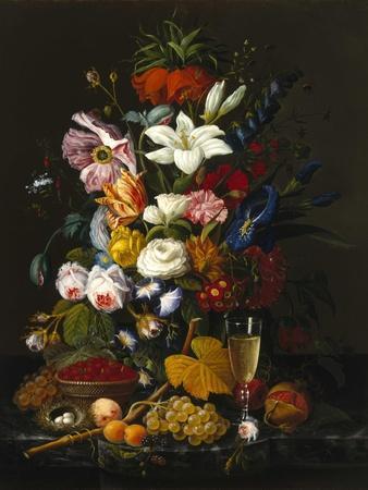 Victorian Bouquet, C. 1850