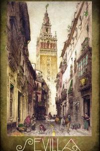 Sevilla Street Scene