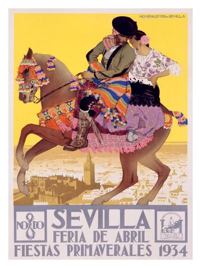 Sevilla-Hohenleiter-Giclee Print