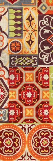 Seville Gypsy Spice Panel II-Wild Apple Portfolio-Art Print