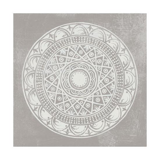 Seville III FB Greige-Kathrine Lovell-Art Print