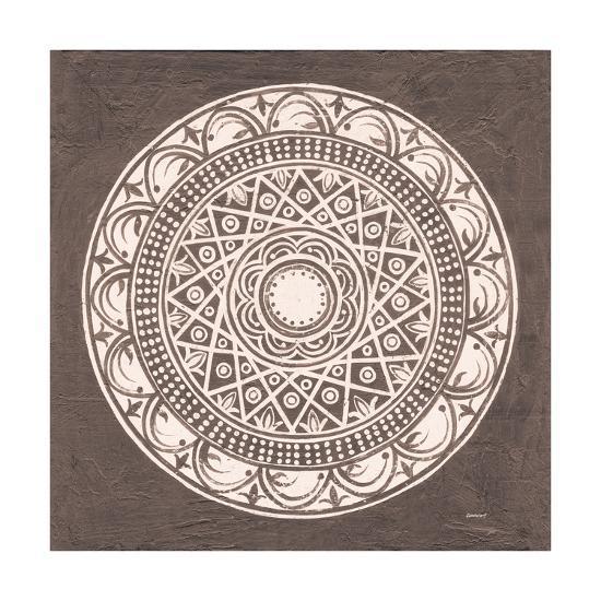 Seville III FB Spice-Kathrine Lovell-Art Print