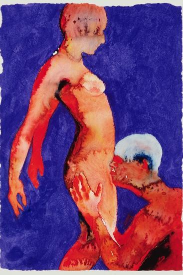 Sex, 1989-Graham Dean-Giclee Print