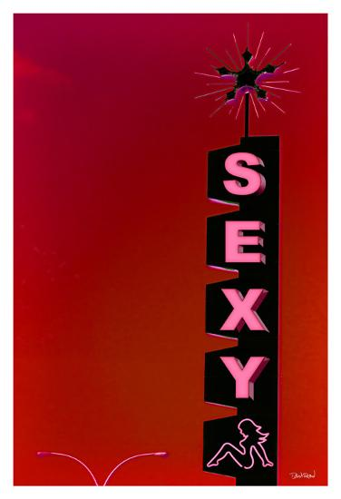 Sexy-Pascal Normand-Art Print