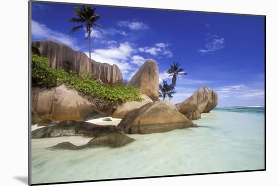 Seychelles--Mounted Photographic Print