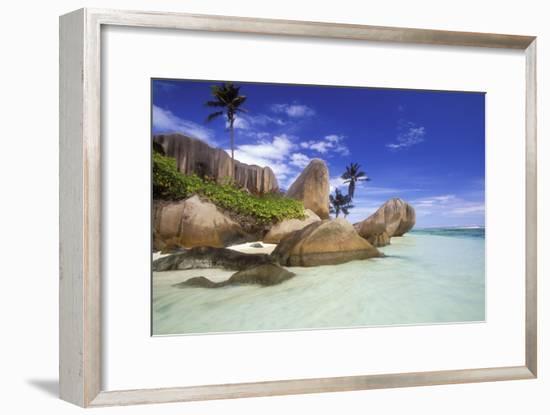 Seychelles--Framed Photographic Print