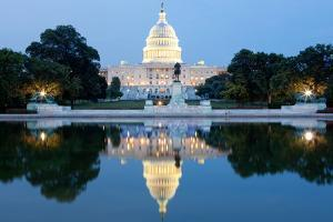 The United States Capitol after Dark by SFC
