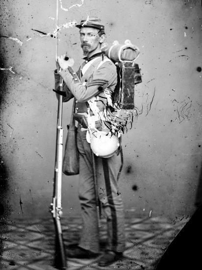 Sgt. Joseph Dore, 7th N.Y.S.M., c.1865--Photo