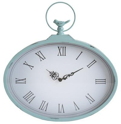 Shabby Wall Clock