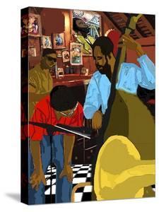 Menin Bar by Shacream Artist