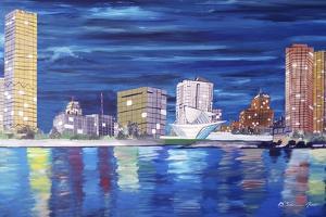 Milwaukee by Shacream Artist
