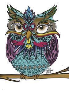 Owl by Shacream Artist