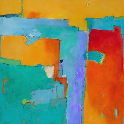 Shades of a City-Dorothy Gaziano-Art Print