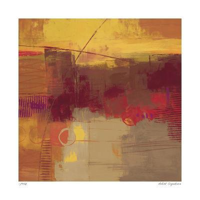 Shades of Autumn I-Ursula Brenner-Giclee Print