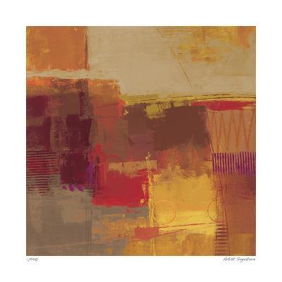 Shades of Autumn II-Ursula Brenner-Giclee Print