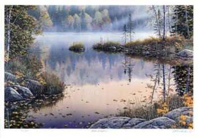 Shades of Autumn-J. Vanderbrink-Collectable Print