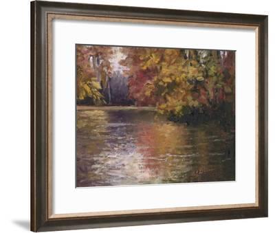 Shades of Fall-Mary Jean Weber-Framed Giclee Print