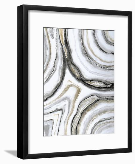 Shades of Gray II-Liz Jardine-Framed Art Print