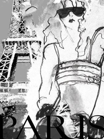 Shades of Paris-Jodi Pedri-Art Print