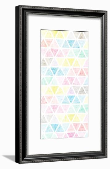 Shades of Spring 1-Kimberly Allen-Framed Art Print