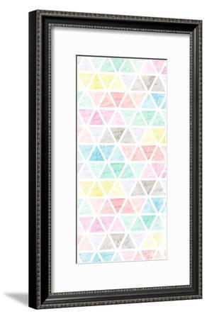 Shades of Spring 2-Kimberly Allen-Framed Art Print