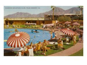 Shadow Mountain Resort, Palm Desert, California