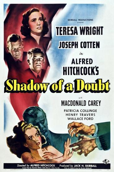 Shadow of a Doubt--Art Print