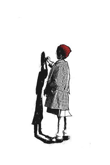 Shadowplay-Alex Cherry-Wall Mural