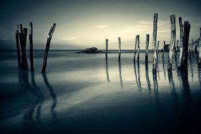 Shadows of Memory-David Keochkerian-Giclee Print